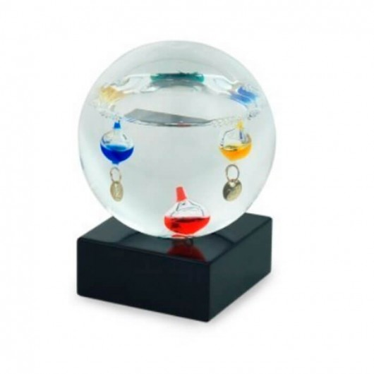 Termómetro Galileo Bola 10 cm