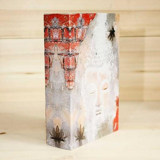 Caja libro Buda tailand? 27 cm