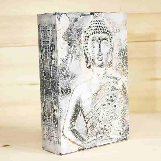 Caja libro buda tailand?...