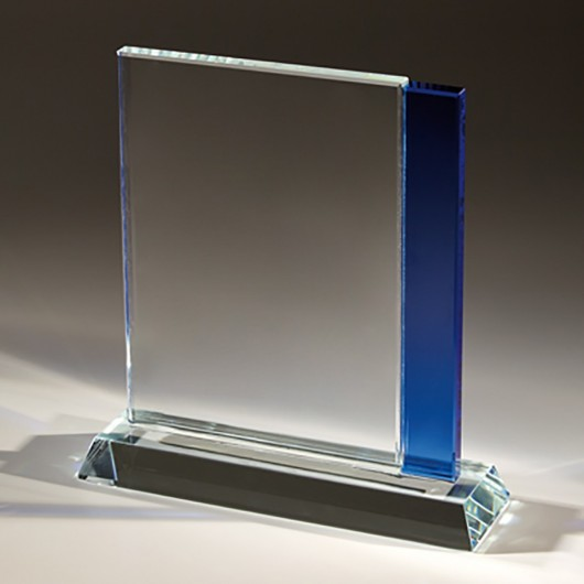 Trofeo Cristal - Barra Azul...
