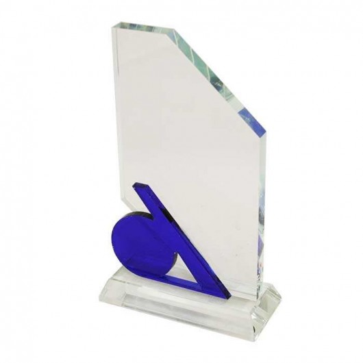 Trofeo Cristal - Aplique...