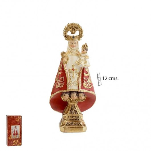 Virgen Covadonga - Manto...
