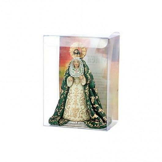 Virgen de la Macarena 10 cm...