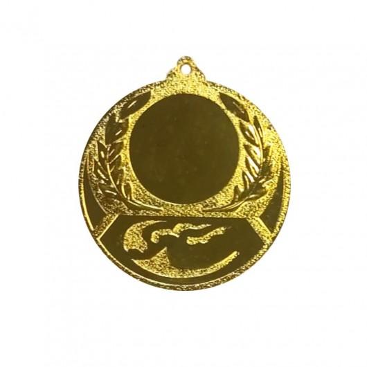 Medalla Oro Laurel Ø5cm
