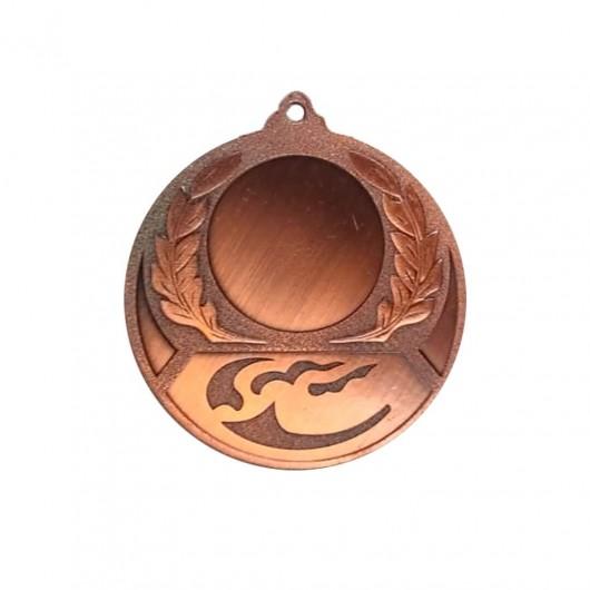 Medalla Bronce Laurel Ø5cm