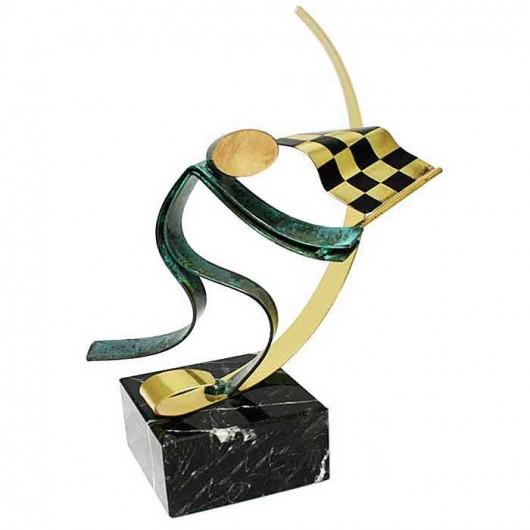 Trofeo llegada a Meta de...