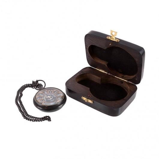 Reloj Brújula con cadena y...