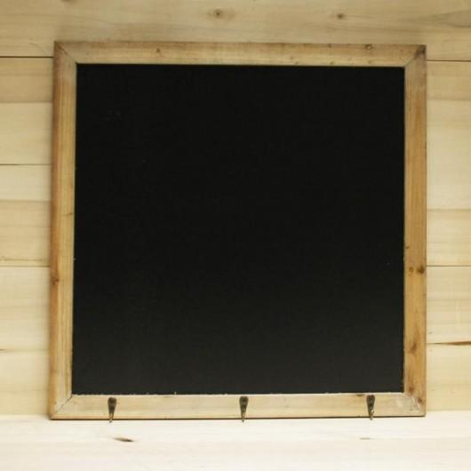 Pizarra ganchos 50cm