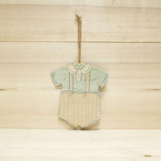 Colgante ropa niño
