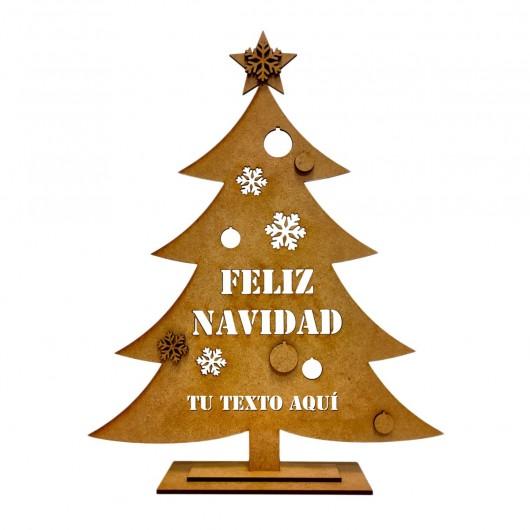 Árbol de Navidad Madera...